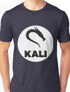 Kali GNU + Linux Logo Unisex T-Shirt