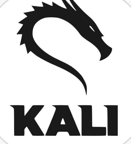 Kali GNU + Linux Logo Sticker