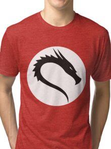 Kali GNU + Linux Logo Tri-blend T-Shirt