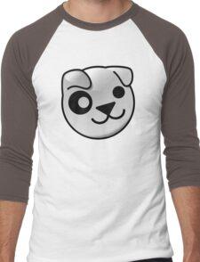 Puppy GNU/Linux Men's Baseball ¾ T-Shirt