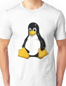 Tux - The Linux Penguin Unisex T-Shirt