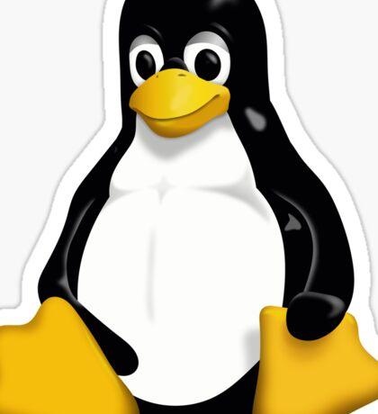 Tux - The Linux Penguin Sticker
