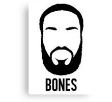 Jon 'Bones' Jones Canvas Print