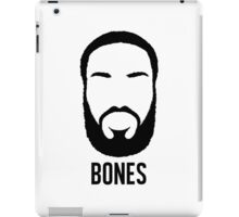 Jon 'Bones' Jones iPad Case/Skin