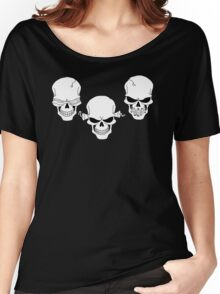See Hear speak no evil Women's Relaxed Fit T-Shirt