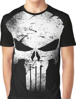 white skull movie Graphic T-Shirt