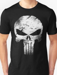 white skull movie Unisex T-Shirt