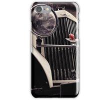 Aston Martin 1939 iPhone Case/Skin