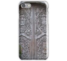 San Agustin Church, Manila iPhone Case/Skin