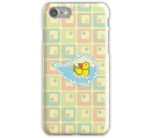 Chaucer the Rubber Duck iPhone Case/Skin