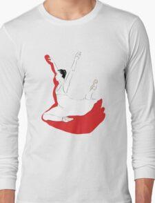 Dancer No. 3 Long Sleeve T-Shirt