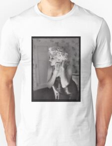 Marylin Monroe by Ed Feingersh, 1955 Unisex T-Shirt