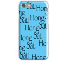 Hong-Sau (2008) iPhone Case/Skin