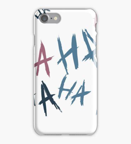 Ha Ha iPhone Case/Skin
