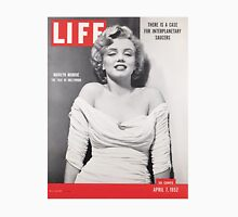 Marilyn Monroe LIFE Cover Women's Fitted Scoop T-Shirt