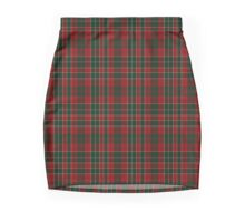 00059 Hunter (USA) Clan/Family Tartan  Mini Skirt