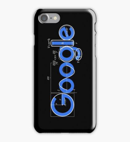 Google t-shirt logo iPhone Case/Skin