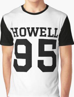 howell 95 (black) Graphic T-Shirt