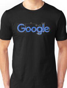 Google t-shirt logo Unisex T-Shirt