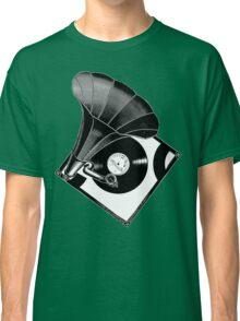 Music Phonograph Classic T-Shirt