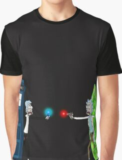 RICKTIONS IN TIME AND SPACE Graphic T-Shirt