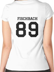 fischbach 89 Women's Fitted Scoop T-Shirt