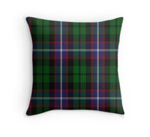 00068 Russell Clan/Family Tartan  Throw Pillow