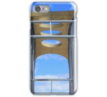 Blue Steel Bridge Supports iPhone Case/Skin