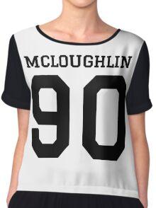 mcloughlin 90 Chiffon Top