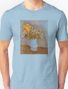 'Lilacs' by Vincent Van Gogh (Reproduction) T-Shirt