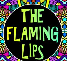 The Flaming Lips - Psychedelic Pattern 1 Sticker