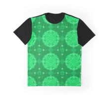 Green Reverie Graphic T-Shirt