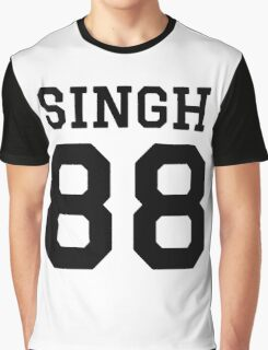 singh 88 Graphic T-Shirt