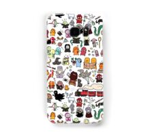 Chibi Harry Potter Doodle Samsung Galaxy Case/Skin
