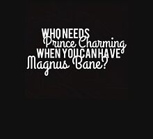 Prince Charming - Magnus Bane Unisex T-Shirt
