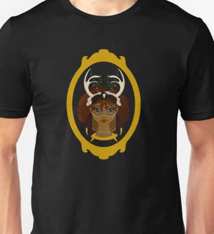 Horned Goddess Unisex T-Shirt