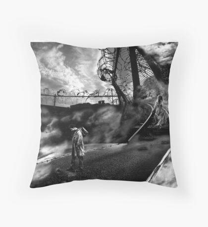 The Drifter Throw Pillow