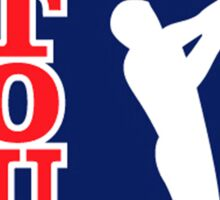 logo golf pga tour 2016 Sticker