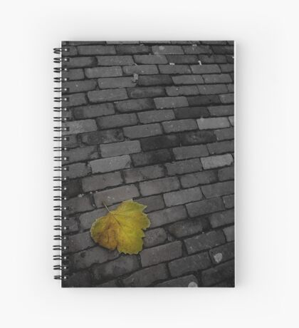 Trampled and disowned Spiral Notebook