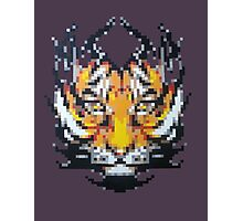 Pixeled Predator Photographic Print