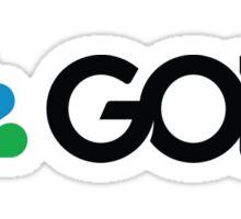 Golf Channel logo 2016 Sticker