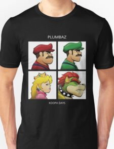 ~ Plumbaz - Koopa Days ~ T-Shirt