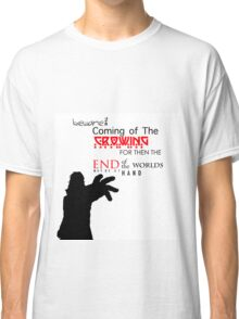 The Amory Wars - The Crowing Classic T-Shirt
