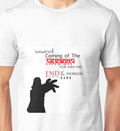 The Amory Wars - The Crowing Unisex T-Shirt