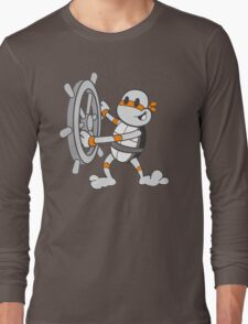 Steamboat Mikey Long Sleeve T-Shirt