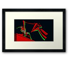 Ninja Slayer Framed Print