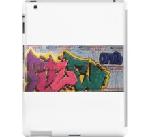Graffiti sticker on anything you want! iPad Case/Skin