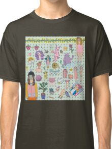 I love colourful animal erasers  Classic T-Shirt