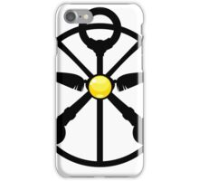 Quidditch Logo iPhone Case/Skin