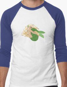 Shy Mermaid Men's Baseball ¾ T-Shirt